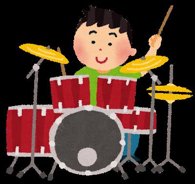 ドラミング=ドラムスクラッチ(Drumming=Drum Scratch)