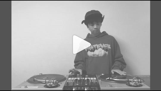 DJ RION君